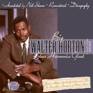 Blues Harmonica Giant 1951-1956