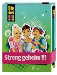 Die drei !!!, Mein Tagebuch