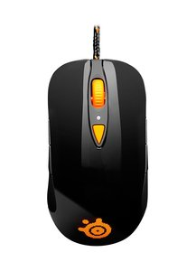 SteelSeries Gaming Maus Sensei RAW - Heat Orange Edition
