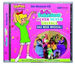 Bibi Blocksberg. Hexen hexen überall - Das Musical. Soundtrack