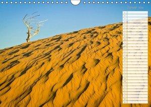 Nordafrika: Die Wüste lebt (Wandkalender 2016 DIN A4 quer)