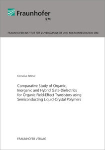 Comparative Study of Organic, Inorganic and Hybrid Gate-Dielectr