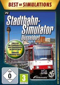 Best of Simulations: Stadtbahn-Simulator Düsseldorf