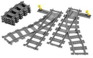 LEGO® City 7895 - Weichen