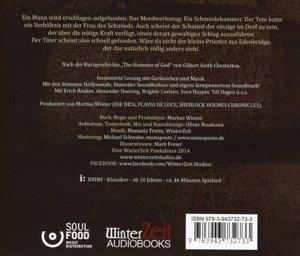 Die rätselhaften Fälle des Pater Brown 04 - Der Hammer Gottes