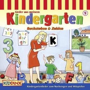 Lieder Aus Meinem Kindergarten Buchstaben Und Zahl