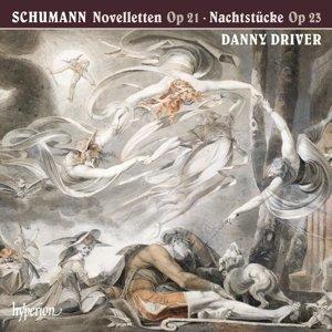Noveletten op.21/Nachtstücke op.23/Drei Romanzen