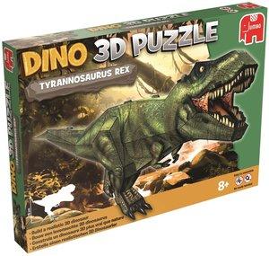 Dinosaurier Puzzle 3 D - T-Rex - 36 Teile