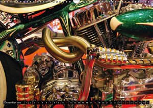 Motorräder (Wandkalender 2016 DIN A3 quer)