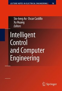 Intelligent Control and Computer Engineering