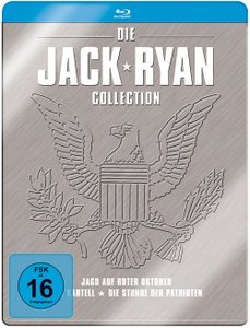 Die Jack-Ryan-Collection