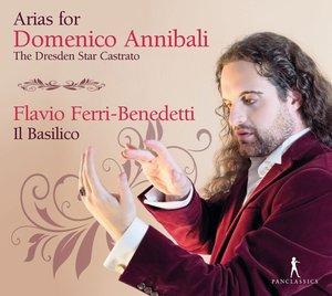 Arias for Domenico Annibali
