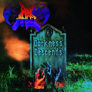 Darkness Descends (Ltd.Ultra Clear/Aqua Blue Spla