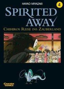 Spirited Away 04. Chihiros Reise ins Zauberland