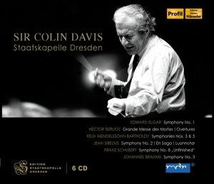 Sir Colin Davis & Staatskapelle Dresden