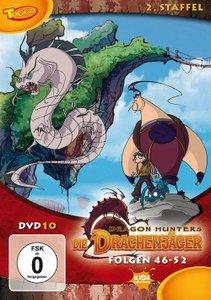 Drachenjäger DVD 10,TV-Serie,Staffel 2