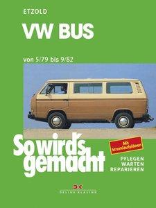 VW Bus 5/79 bis 9/82