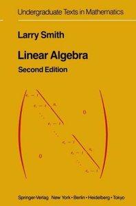 Smith, L: Linear Algebra