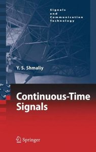 Continuous-Time Signals