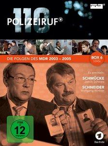 Polizeiruf 110 - MDR Box 6