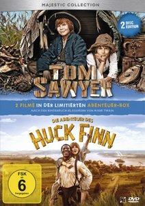 Tom Sawyer & Die Abenteuer des Huck Finn