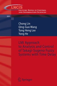 LMI Approach to Analysis and Control of Takagi-Sugeno Fuzzy Syst