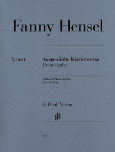 Ausgewählte Klavierwerke (Erstausgabe)