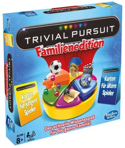 Hasbro 73013594 - Trivial Pursuit Familien Edition - Edition 201