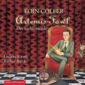 Eoin Colfer: Artemis Fowl-Der Geheimcode