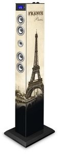 Sound Tower TW6, MULTIMEDIA TOWER, Turmlautsprecher - PARIS