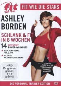 Fit for Fun - Fit wie die Stars - Ashley Borden - Schlank & Fit