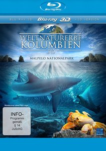 Weltnaturerbe - Kolumbien 3D