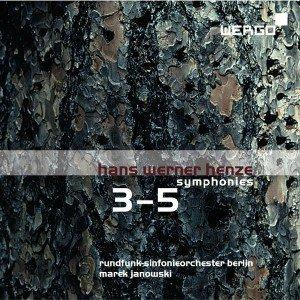 Sinfonien 3-5