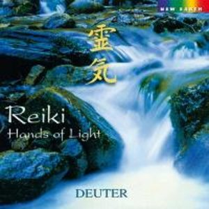 Reiki Hands of Light. CD