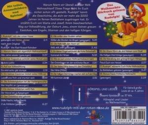 Das Weihnachts-Hörbuch Gelesen Von Rudolph