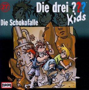 Die drei ??? Kids 27: Die Schokofalle (Fragezeichen)