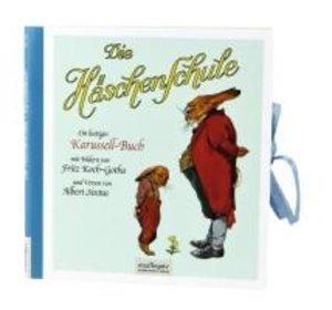 Die Häschenschule - Karussell-Buch