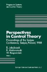 Perspectives in Control Theory