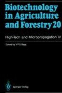 High-Tech and Micropropagation IV