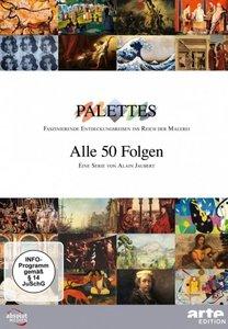 PALETTES - alle 50 Folgen