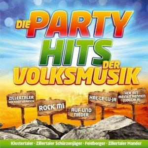 Die Party-Hits der Volksmusik-Folge 1