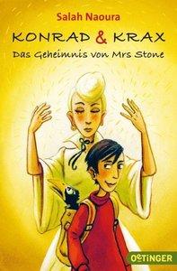 Konrad und Krax - Das Geheimnis von Mrs Stone