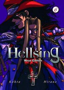 Hellsing Neue Edition 06