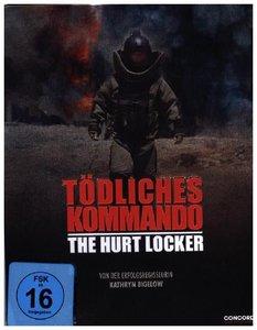 Tödliches Kommando - The Hurt Locker. Metall Box