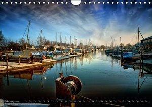 Friesland - enchanted landscape on the North Sea / UK-Version (W