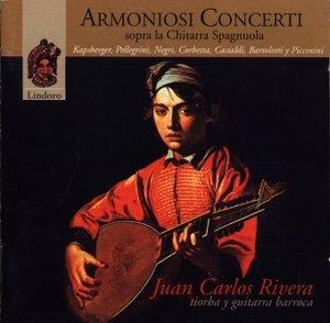 Armoniosoi Concerti sopra la Chitarra Spagnuola