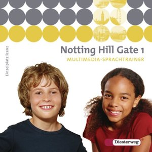Notting Hill Gate 1. CD-ROM Multimedia-Sprachtrainer. Windows XP
