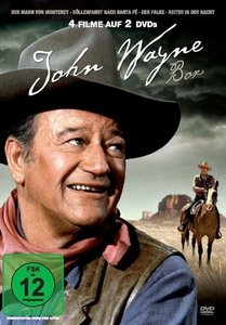 John Wayne Box (DVD)