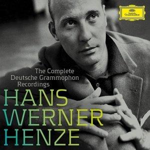 Henze-Sämtliche Aufnahmen Für Deutsche Grammophon
