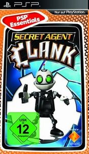 Secret Agent Clank - PSP Essentials